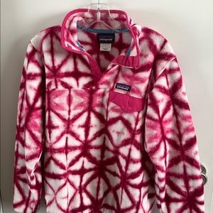 Women's Patagonia synchilla snap-t pullover